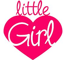 Little Girl Heart Logo by Style-O-Mat