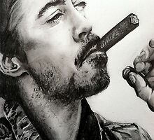 Robert Downey Jr. by AmyTherese