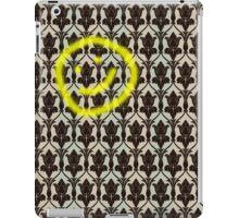 Sherlock's Wallpaper iPad Case/Skin