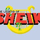 The Legend of Sheik by pufahl