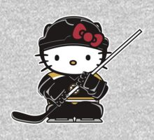 Hello Kitty Loves The Boston Bruins! by endlessimages