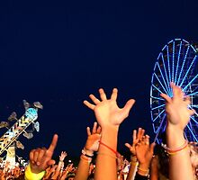 Electric Daisy Carnival  by BrielleCotelo