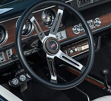 1972 Oldsmobile 442 V by Eric Christopher Jackson