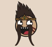 League of Legends: Draven Smiley by meowwwwwww