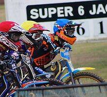 Wolves v swindon at start gate by ejrphotography