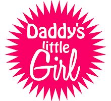 Daddys Sweet Little Girl Design by Style-O-Mat