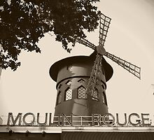 Moulin Rouge by lecielnoblesse