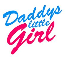 Daddys Little Girl Logo Design by Style-O-Mat