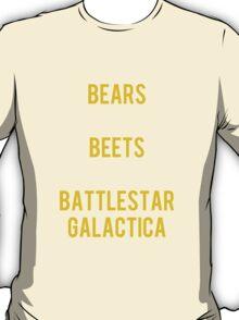 False. Black Bear. T-Shirt