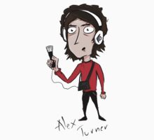 Alex Turner Cornerstone by znojc