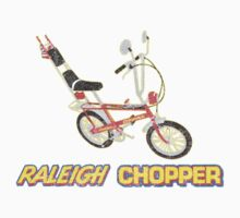 Raleigh Chopper by lingus
