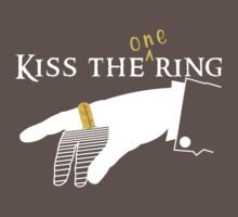 Kiss the One Ring by AllenAwesome