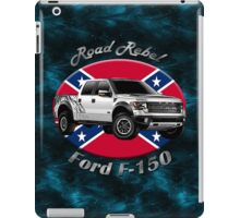 Ford F-150 Truck Road Rebel iPad Case/Skin