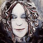 Self Portrait 2009 by PaintedSaint
