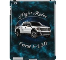 Ford F-150 Truck Night Rider iPad Case/Skin