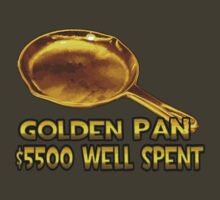 Golden Pan by WillFrost