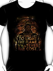 Great Men Are Forged In Fire T-Shirt