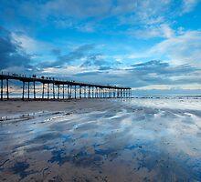 Saltburn Pier Blues by MartinWilliams