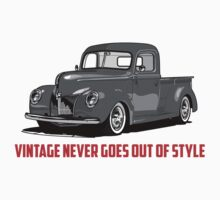 Vintage Style by Steve Harvey