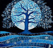 Apple Tree by samcannonart