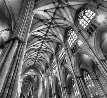 York Minster Interior by MartinWilliams
