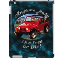 Jeep Wrangler Anytime Baby iPad Case/Skin