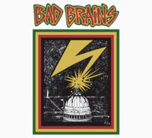 bad brains by MOCKET