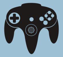 Nintendo N64 Black by DawnPrince