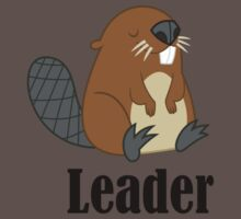 leader beaver  by Tia Knight
