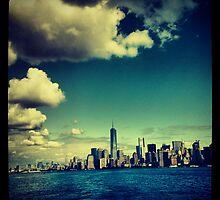 NYC by AnaBanana