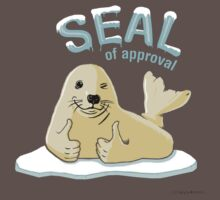 Seal Of Approval by RobinThornton