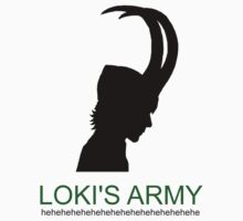 Loki's Army by SamanthaMirosch