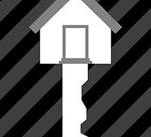 house key by maydaze