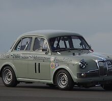 Historic Racing - Donington Park 2013 - #11 Ding Boston - Riley 1.5 OUMF by motapics