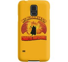 Chaotic Awesome Samsung Galaxy Case/Skin