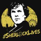 #SherlockLives by Tom Trager