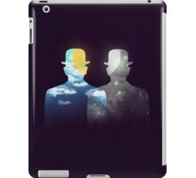 Of day and night iPad Case/Skin