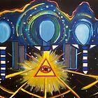 The Illuminated Ones by jonkania
