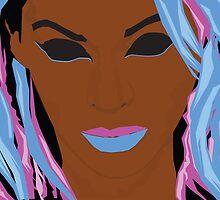 Beyoncé by rbeks