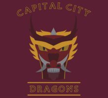 Capital City Dragons by WingsForDreams