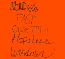 Hopeless Wanderer by ArtLuver