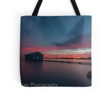 crawley bay sunset  Tote Bag