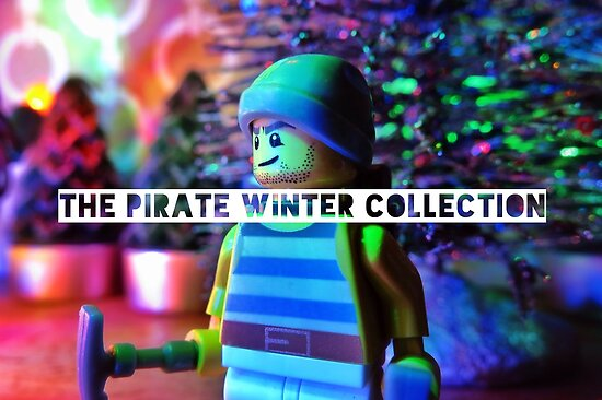 The pirate winter collection - the look. by bricksailboat