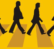 Abbey Road Crossing Sticker