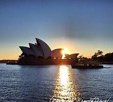 Sydney Sunrise by James Toh