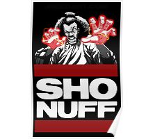 Sho Nuff old school  Poster