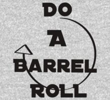 Do A Barrel Roll by AJColpitts
