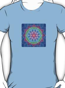 Lotus Flower of Life T-Shirt
