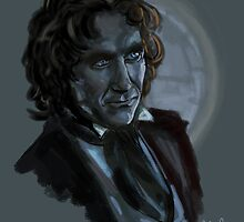 Eighth Doctor by avaaricious
