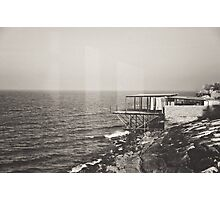 Once Upon A Time by the Sea Photographic Print